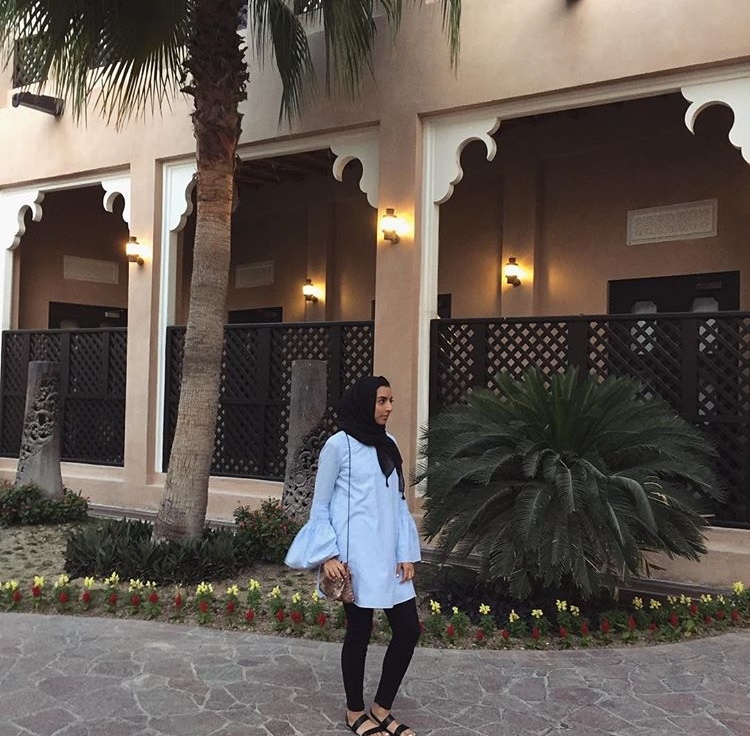 Hijab Fashion With Style Blogger Sonia Masons
