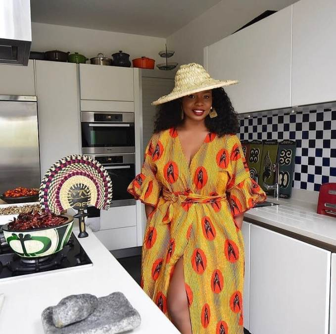 SEXY ANKARA STYLES FOR THE FASHIONABLE WOMAN
