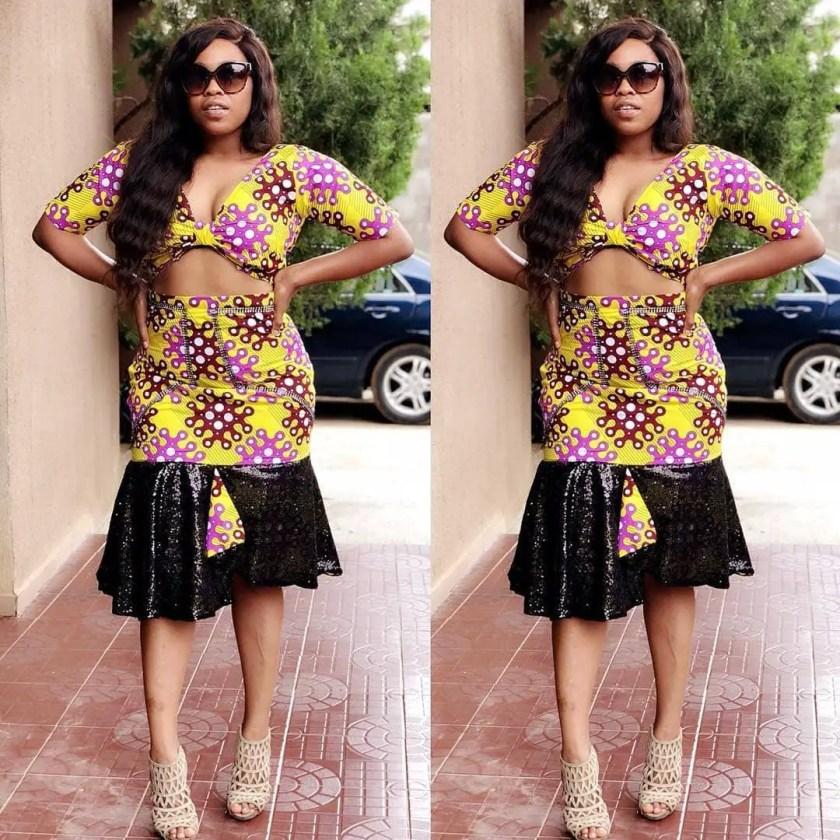 Exotic Ankara Styles For Fashionistas