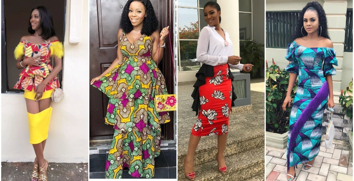 Check Out These Super Awesome Ankara Styles