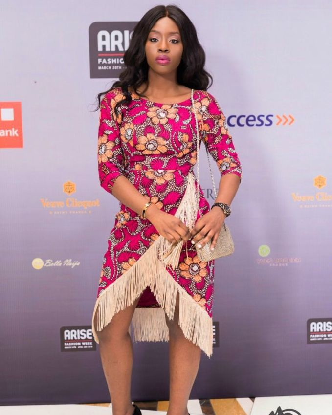 Stylish Outfits From The Arise Fashion Week 2018