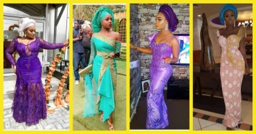 Best Asoebi Styles Of The Week April 6-13