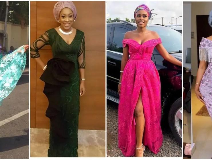 Find The Loveliest Asoebi Styles Here