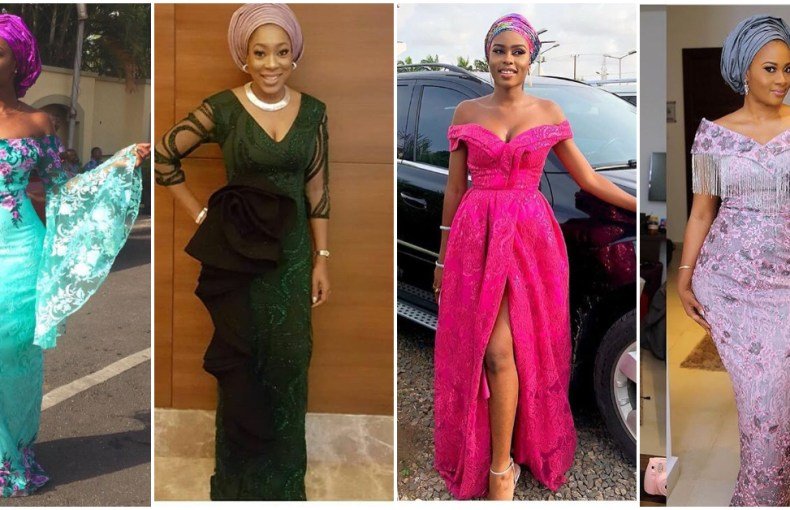 Find The Loveliest Asoebi Styles Here