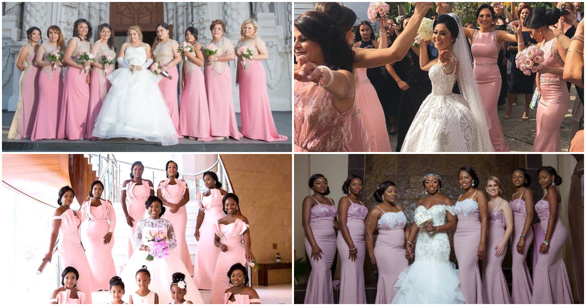 Beautiful Bridesmaid Dresses For Your Big Day