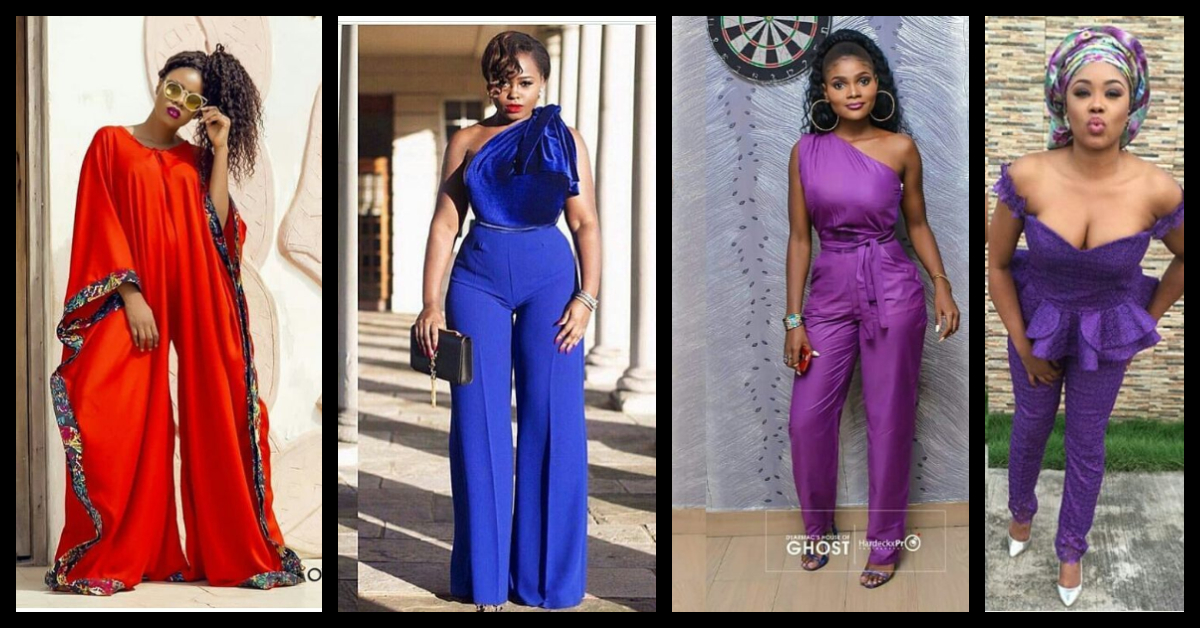 Are You Feeling These Fantastic Jumpsuit Styles?