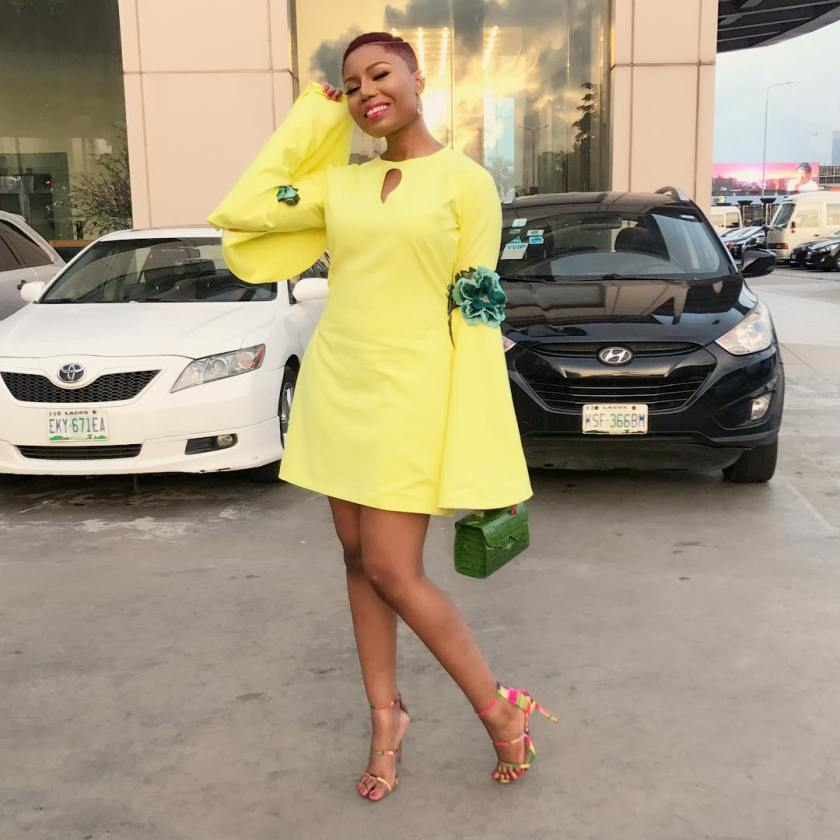 Nancy Isime serves us some style goals