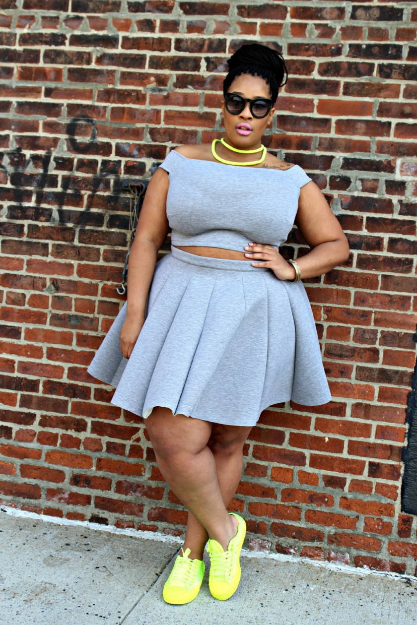 Plus Size Fashion: Check Out These Styles