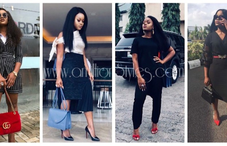 WCW: A Look Into Ceec's Style
