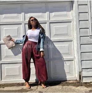 Street Style Look Of The Day: Style With Temilade Adigun