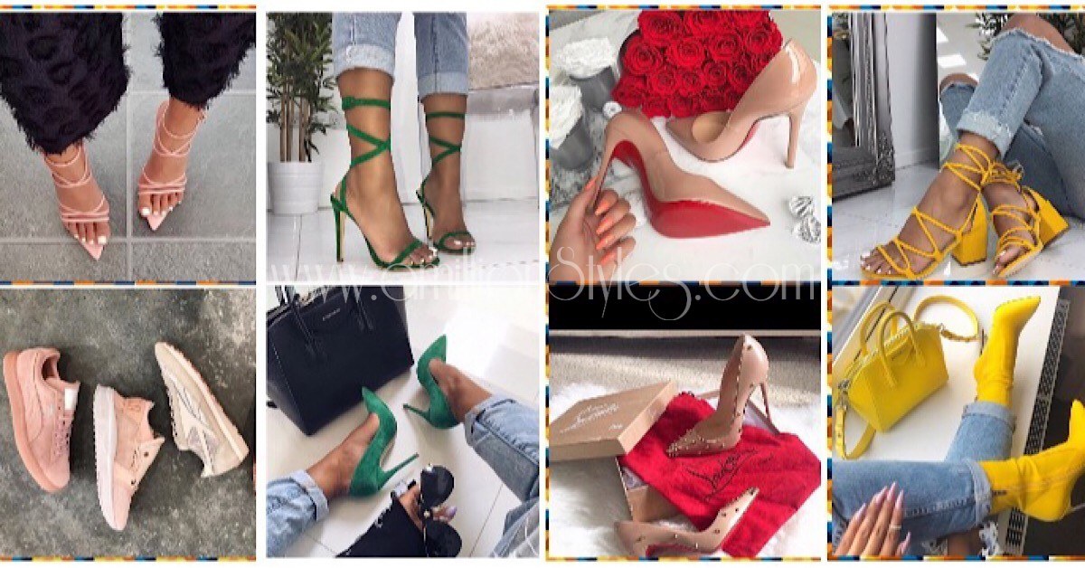 Shoespiration: Gorgeous Colorful Shoes You'll Want To Have!