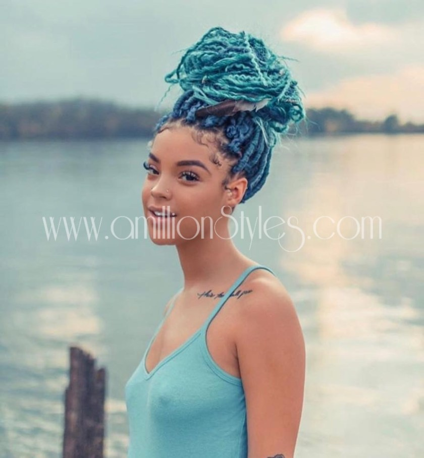 10 Beautiful Faux Locs Looks You Will Love