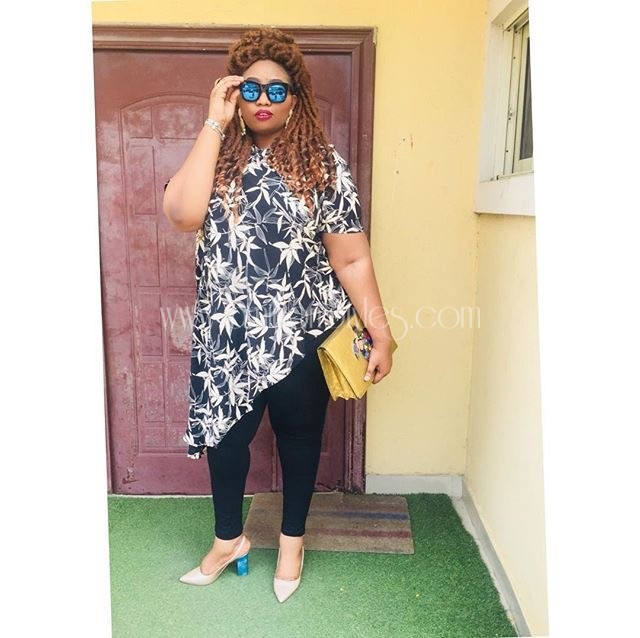 WCW:Latasha Ngwube Of That Curvy Life