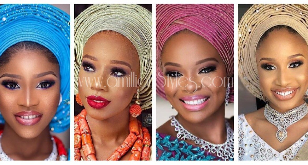 Stunning Bridal Beauty Looks For Engagement Ceremony