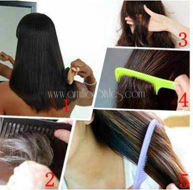 How To Maintain Human Hair Wig