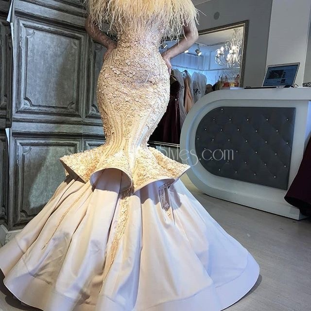 Beautiful Reception Dresses You Can Wear On Your Wedding Day