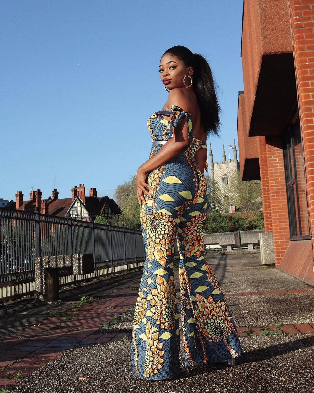 Be Rest Assured You'd Look Great In These Unique Ankara Outfits!