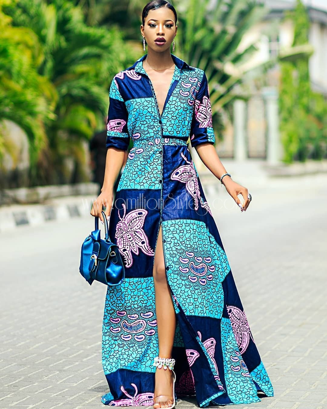 We Are Loving These Chic, Unique Ankara Styles
