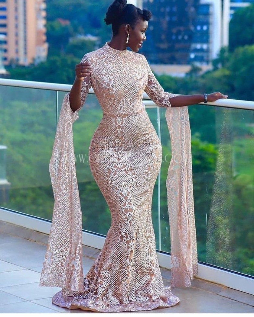 12 Trending Asoebi Styles You can Try