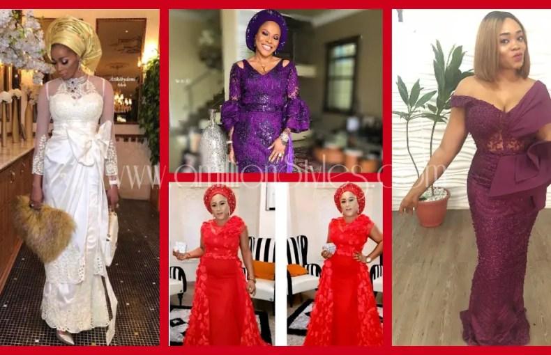 10 Refreshingly Gorgeous Asoebi Styles