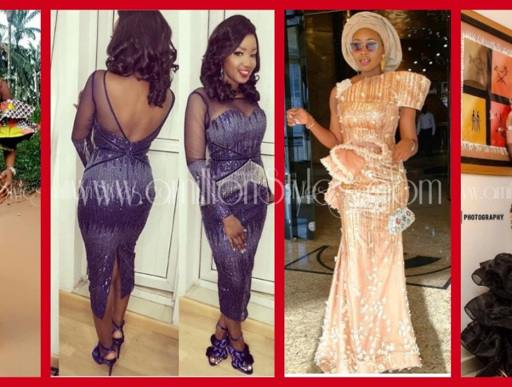 Best Asoebi Styles Of The Week May 19-25