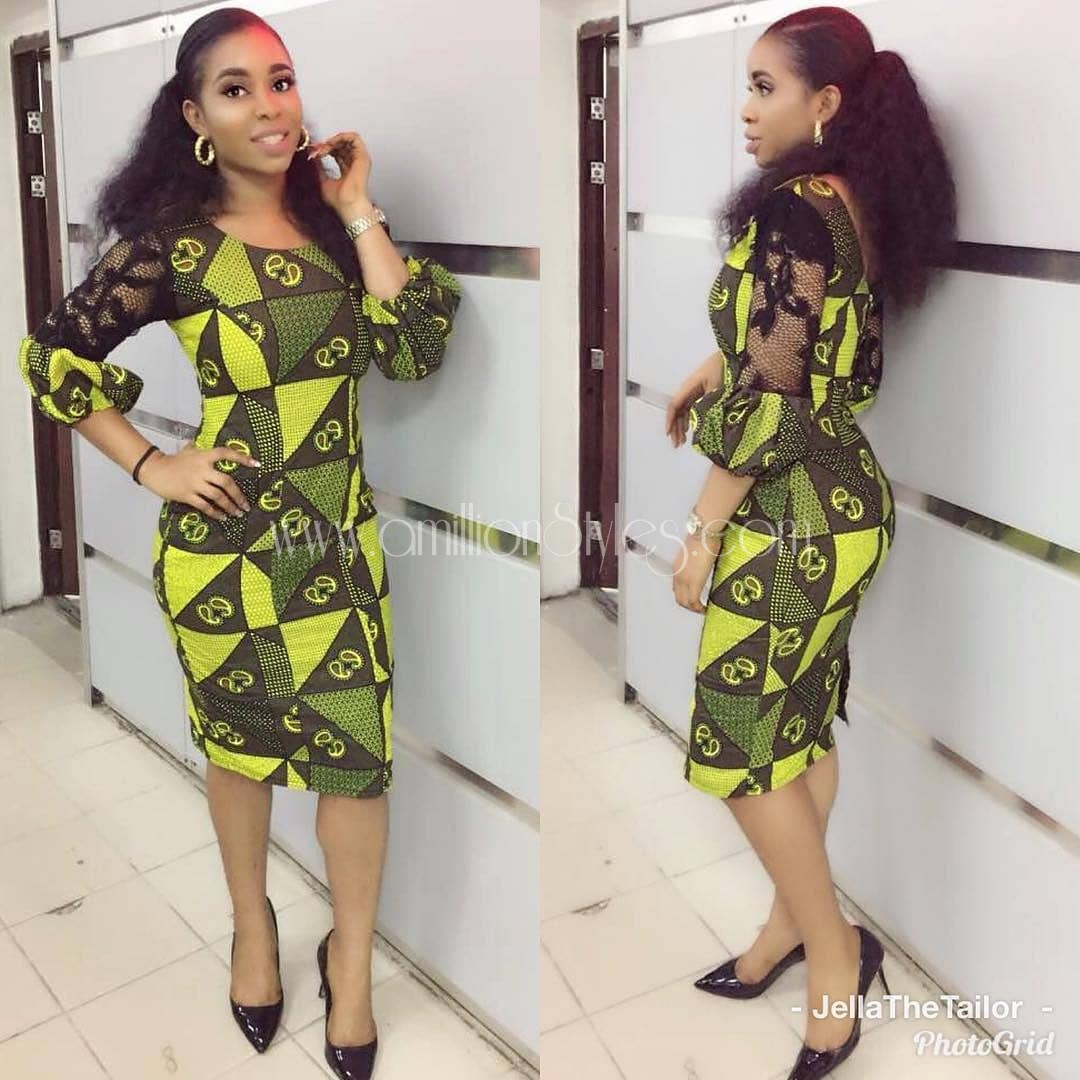 See Some Awesome Ankara Styles You Can Achieve With Your Fabrics