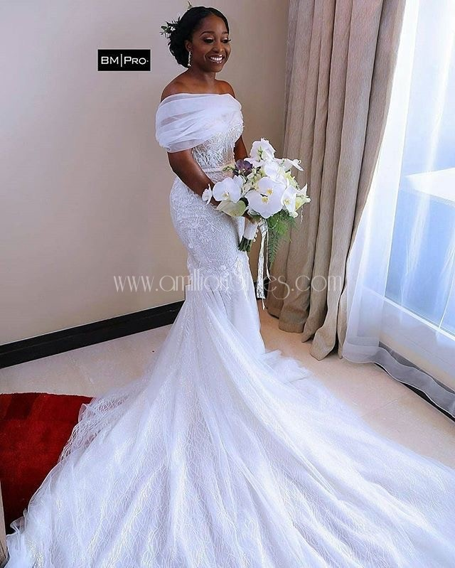 You Would Want To Get Married When You See These Wedding Gowns