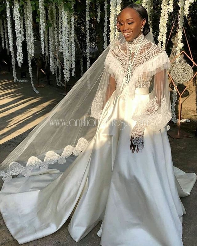 When Love Happens! All The Sweet Details Of Salewa Hassan-Odukale And Nonso's Grand Wedding In Spain.#foreversno