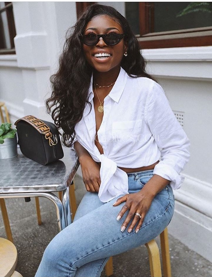 Casual Slay:  Comfortable And Chic Styles You Can Rock Over The Weekend