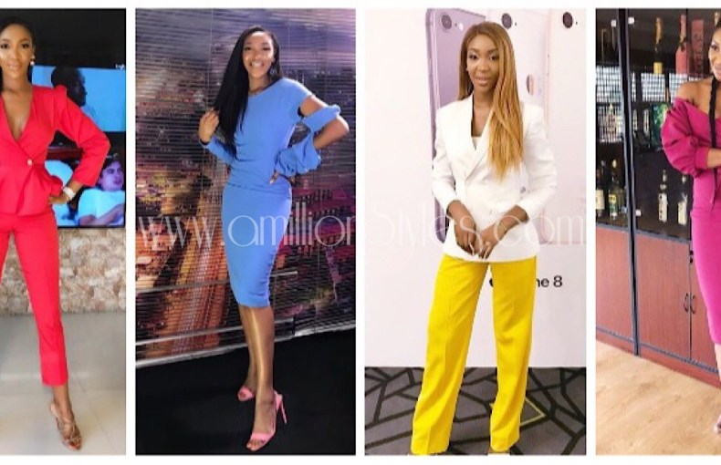 WCW: Ten Times Idia Aisien Gave Us Corporate Style Goals