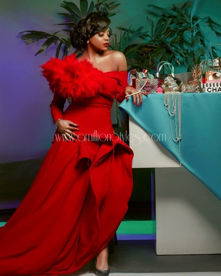 Glam At It's Finest: Chioma Ikokwu's Birthday Shoot!