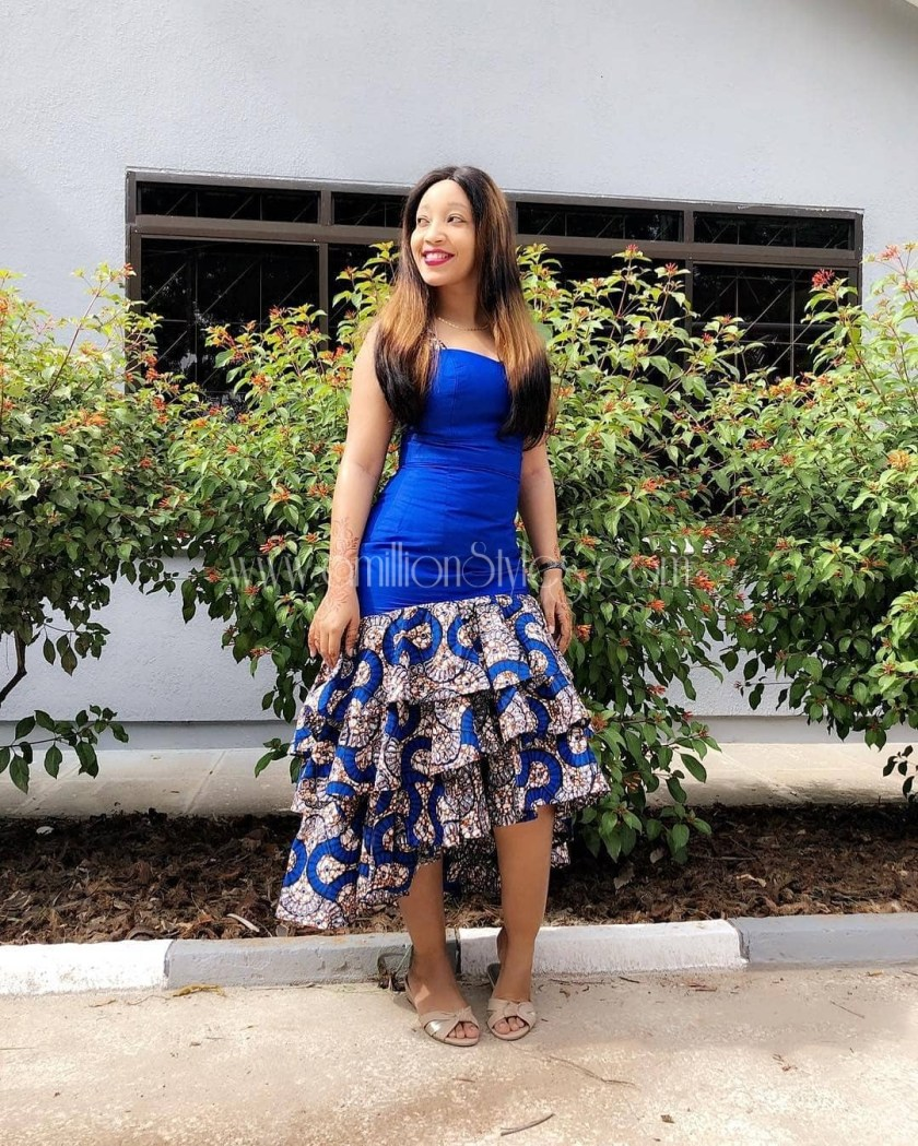 Flaunt Your Creativity In These Unique 2018 Ankara Styles
