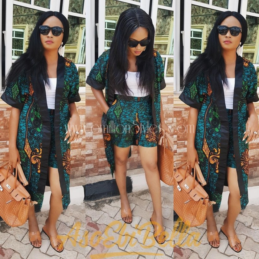 Aren't These Two-Piece Ankara Styles Perfect?!
