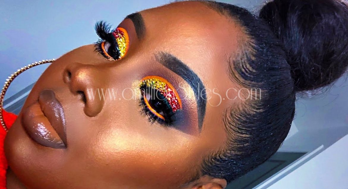 Video: Pop With Your Exotic Eye Make-up