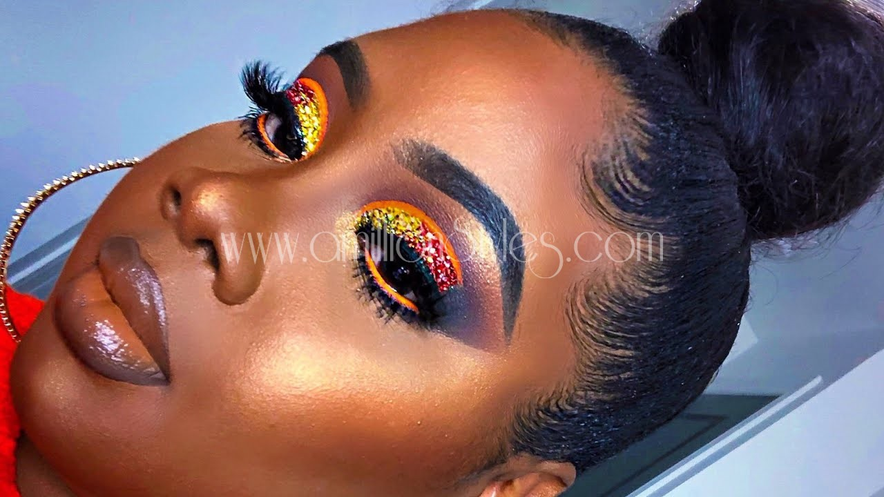Video Pop With Your Exotic Eye Make Up A Million Styles