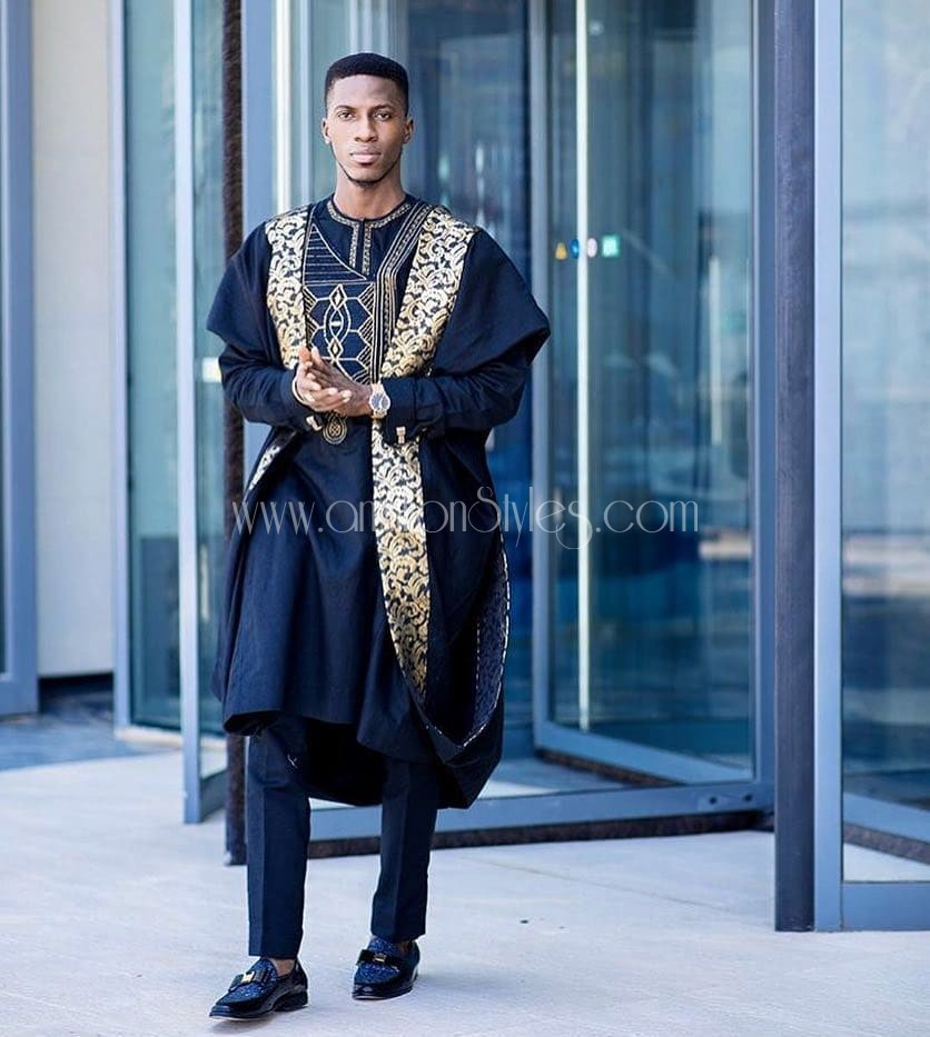 Kick Off Monday In Fabulous Male Traditional Outfits