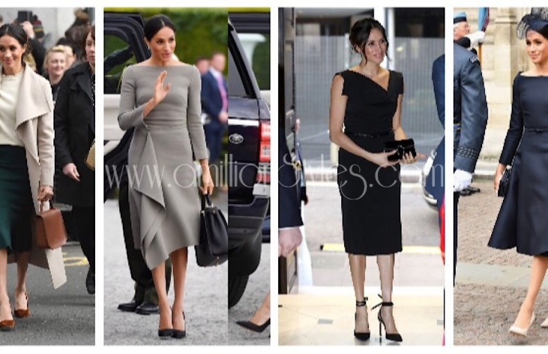 The New Duchess Of Sussex Meghan Markle Proves To Us She Is The Ultimate Style Star