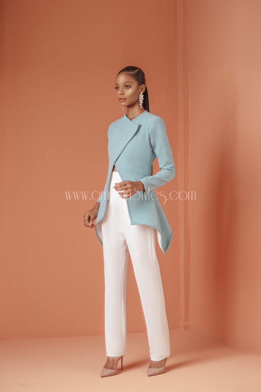 Super Chic Styles As Nigerian Brand Knanfe Releases New Collection