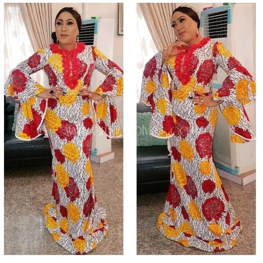 Stylish Ways To Rock Your Trendy Hawt Ankara Outfits