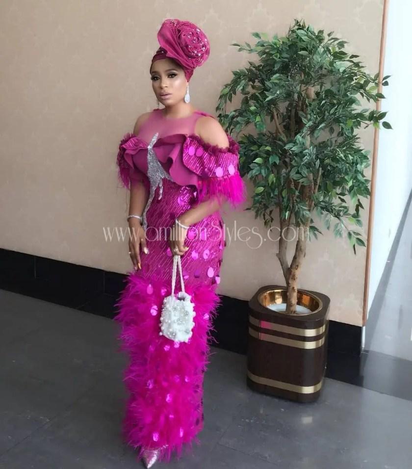10 Certified Hawt Lace Asoebi Styles
