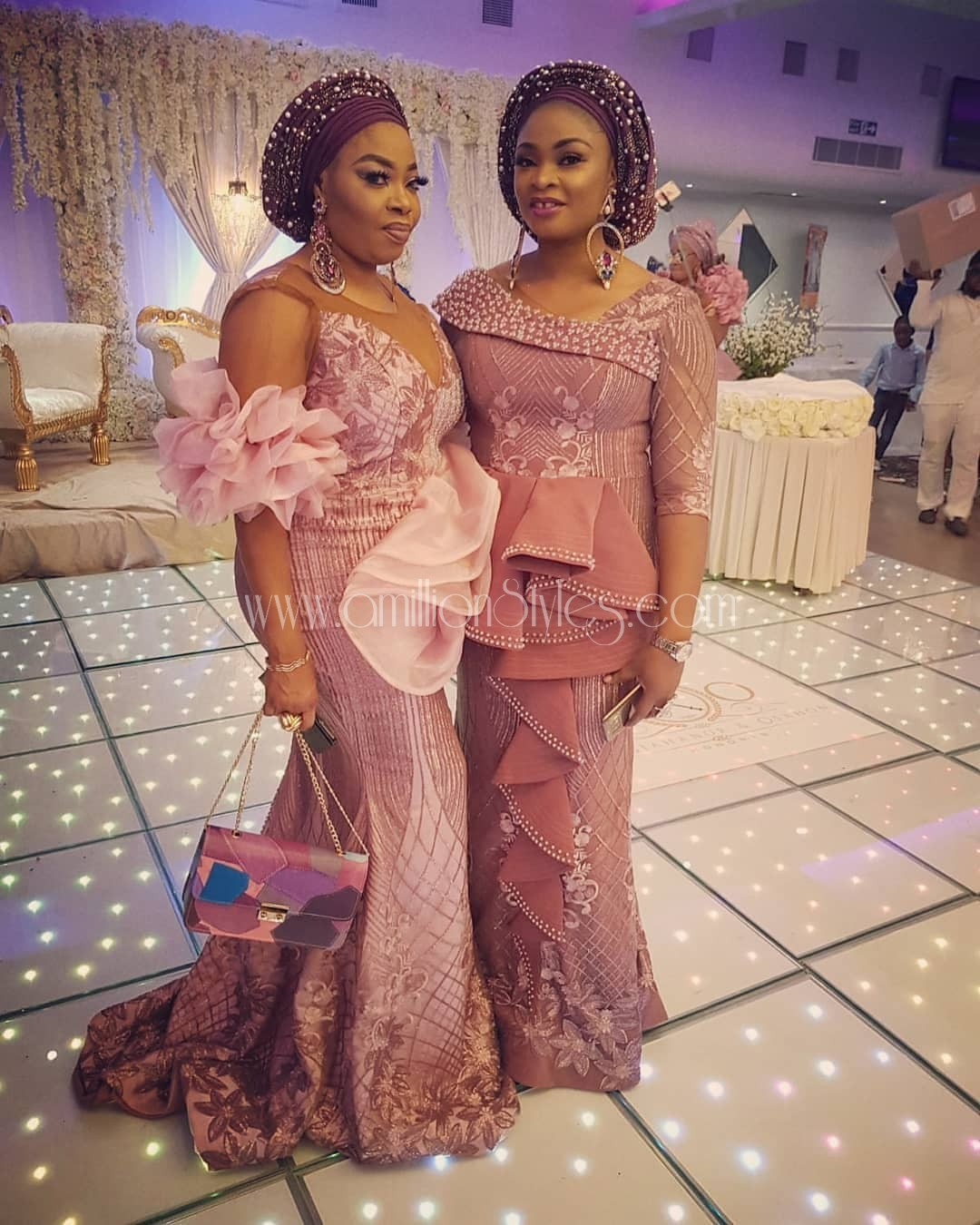 An Asoebi Styles Compilation For Ladies