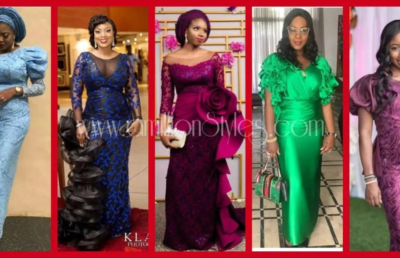 Best Asoebi Styles Of The Week June 29-July 6