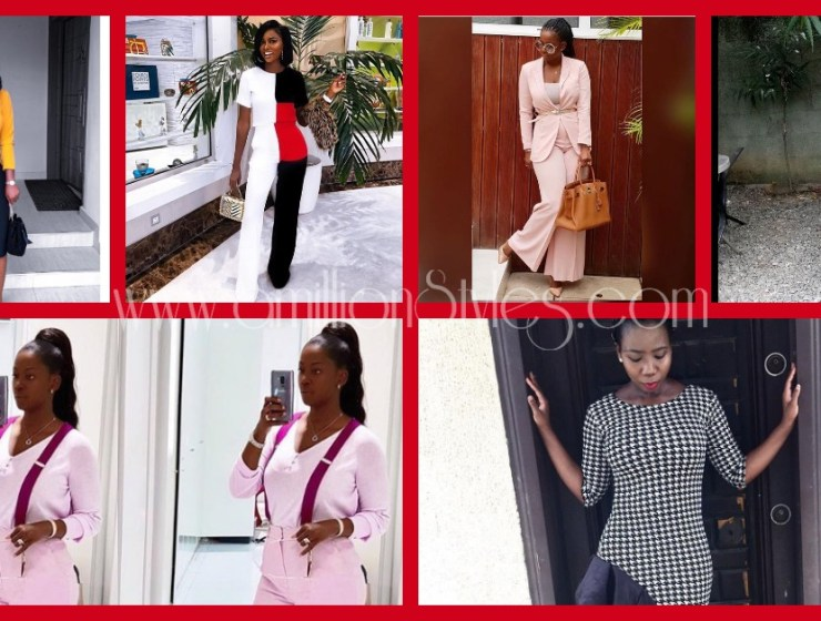 Check Out Tuesday's Gorgeous Corporate Outfit Styles