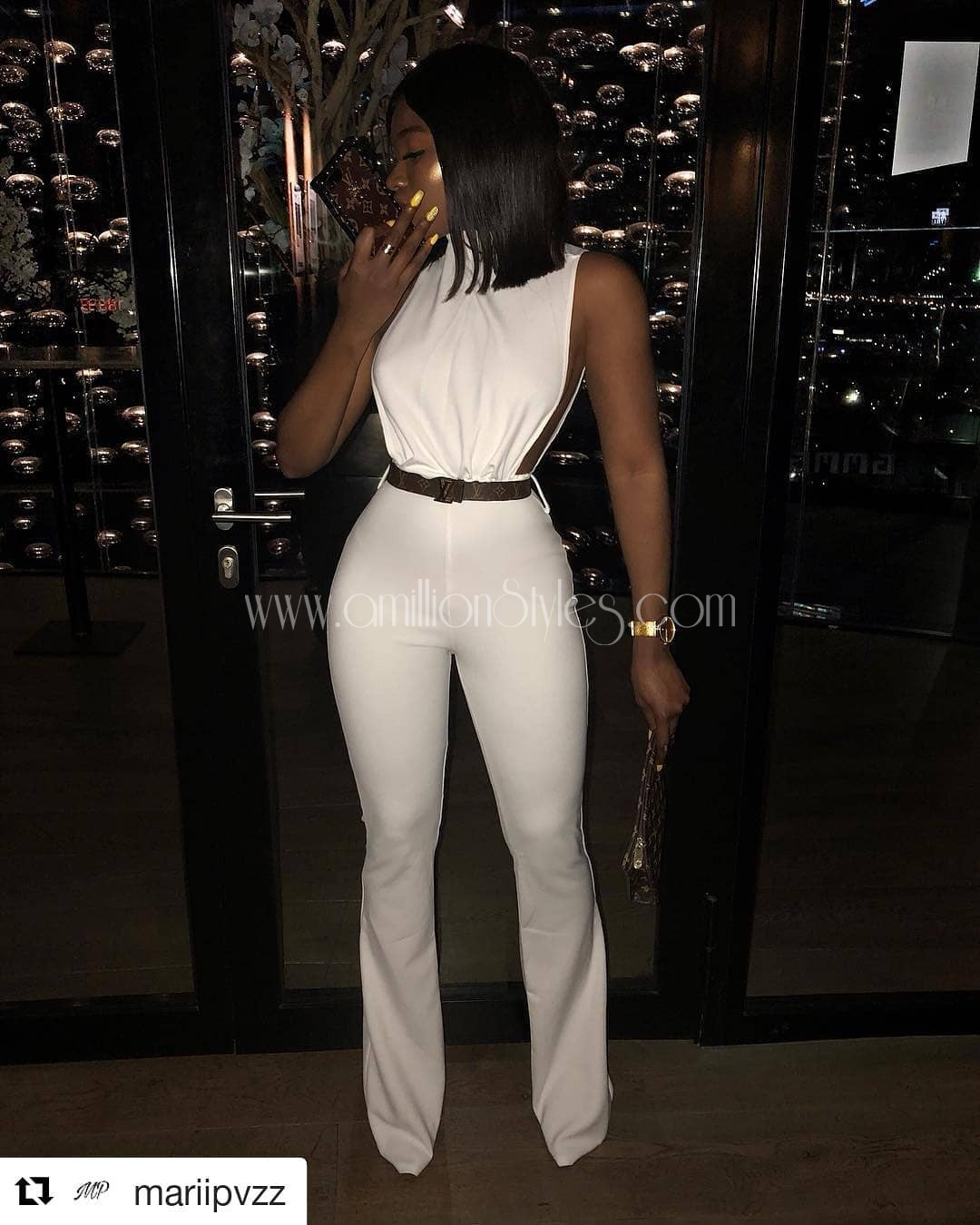 11 Mid-Week Jumpsuits Styles For Chics