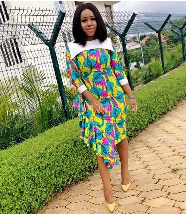 Chic And Fabulous Dresses You Can Wear To Church This Sunday