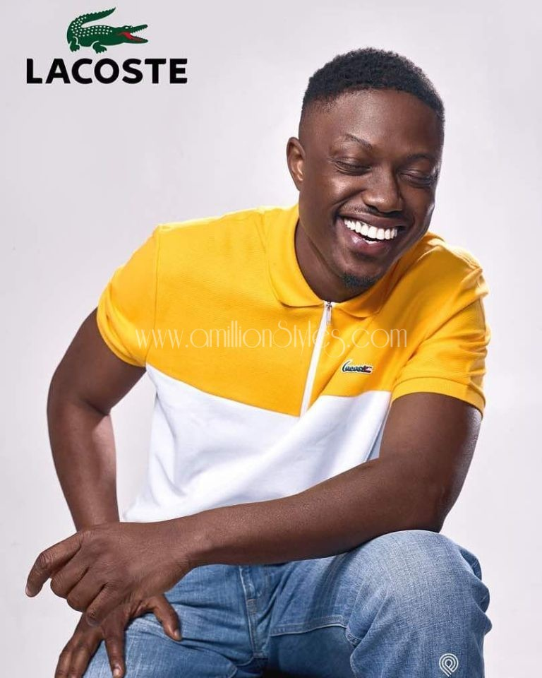 Stephanie Coker And Vector Model For Lacoste
