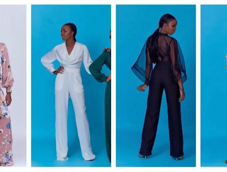 Nigerian Fashion Brand Loruma Unveils It's Maiden Collection