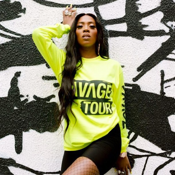 We Are Here For Tiwa Savage's New Tour Collection! It's All Shades Of Savage!