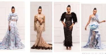 Nigerian Clothing Brand Uju Estello Releases New Collection