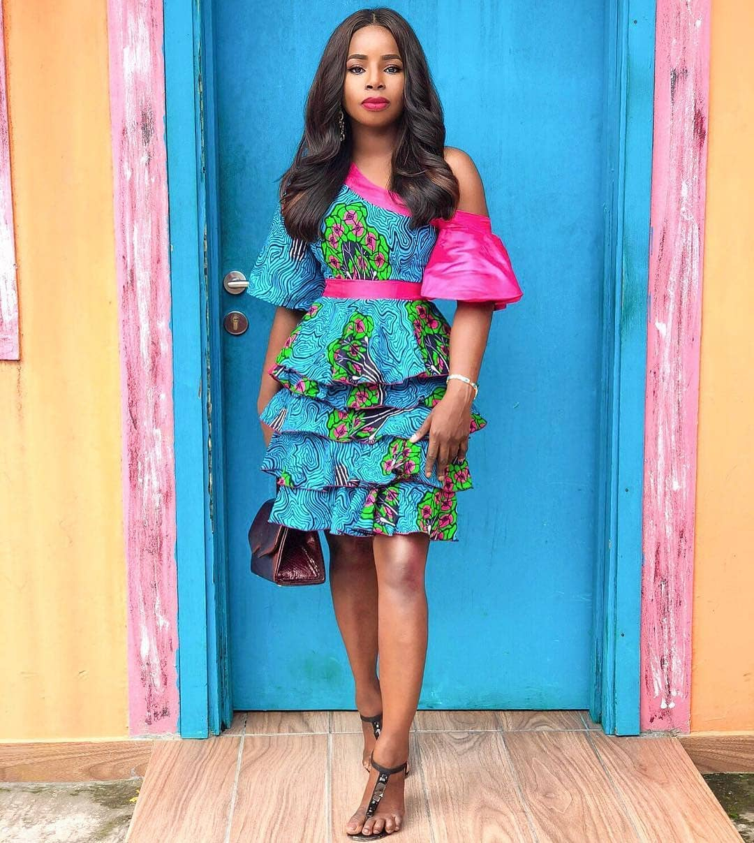 Fine Fine Ankara Styles Like These, Na Girls Dey Rush Them!